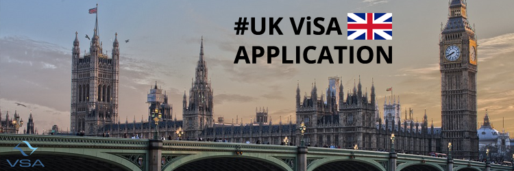 United Kingdom England Visa Application from Dubai