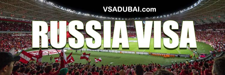 2018 FIFA Russia Visa Dubai UAE