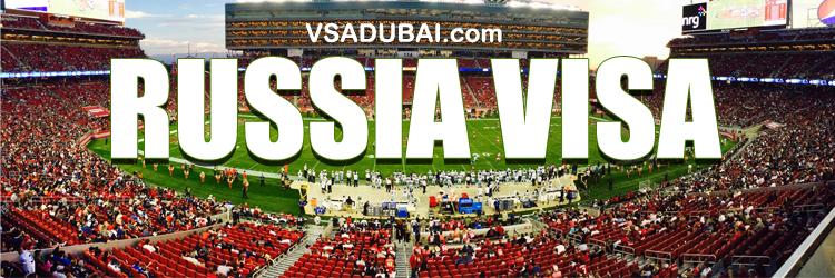Russia Visa from UAE